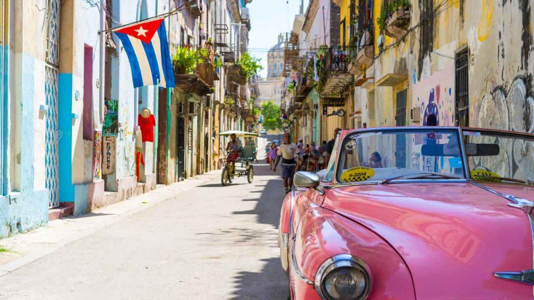 Slide Cuba
